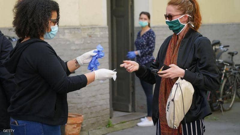 """ألمانيا تسجل ارتفاعا """"كبيرا"""" في تعداد المصابين بفيروس كورونا"""