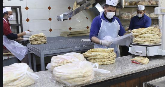 نقيب أصحاب المخابز لسرايا: الخبز متوفر في جميع مناطق المملكة وبكميات كافية ..  والمواطن يعلم أنه لا داعي للتهافت