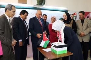 انتخابات المجالس البرلمانية اليوم في مدارس المملكة ..صور