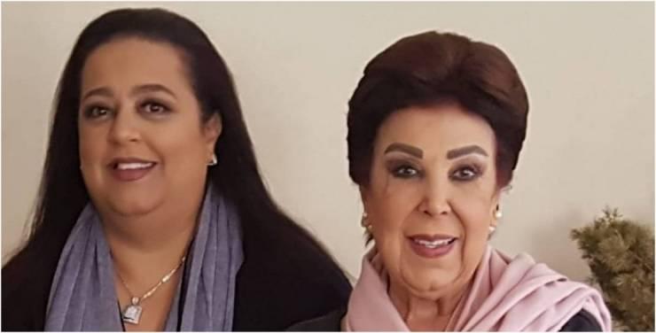 ابنة رجاء الجداوي تُخلي مسؤوليتها من اقتحام الحشرات مقبرة والدتها