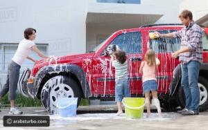 نصيحة تمنح سيارتك نظافة مثالية