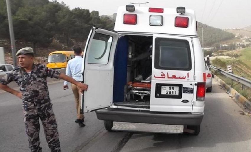 (4) اصابات بحادث دهس بالعاصمة عمان