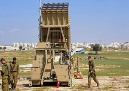 الدفاعات الإسرائيلية تتصدى لأربع صواريخ  انطلقت من الأراضي السورية نحو إسرائيل
