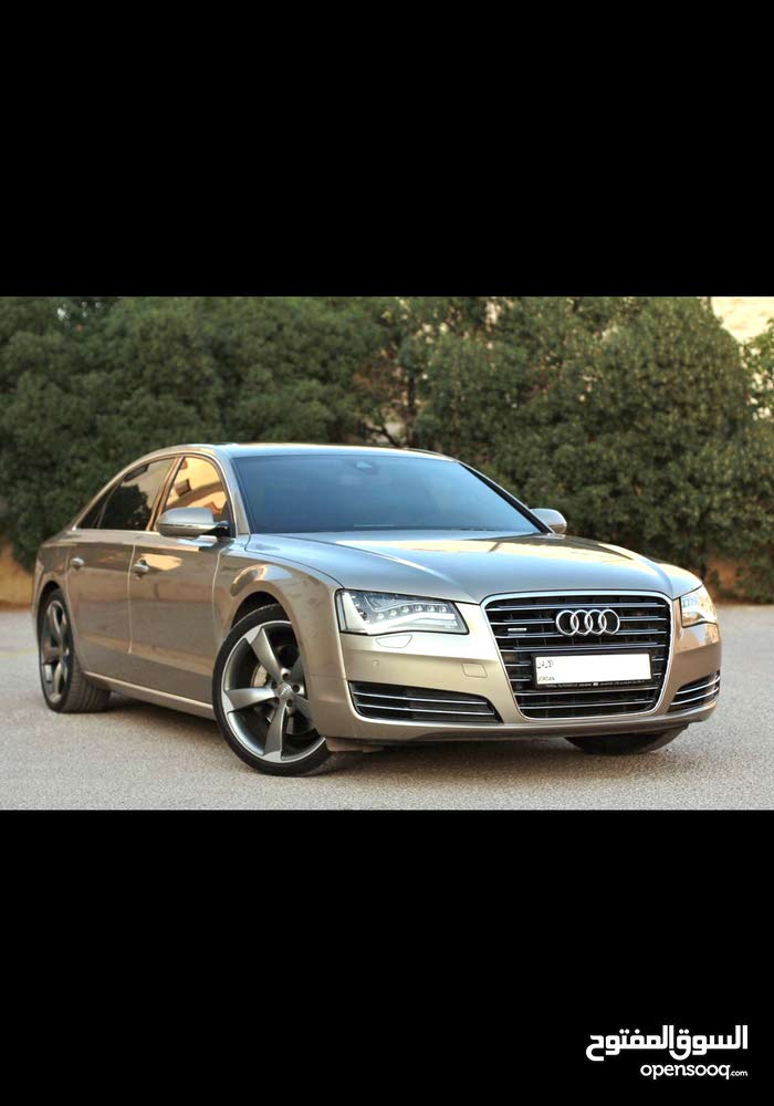 very clean Audi A8 for sale