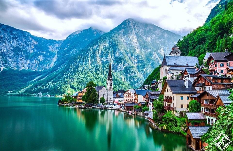 شاهد بالصور ..  القرى الأكثر جمالا في العالم