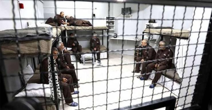 3 إصابات جديدة بكورونا بين أسرى سجن 'ريمون'