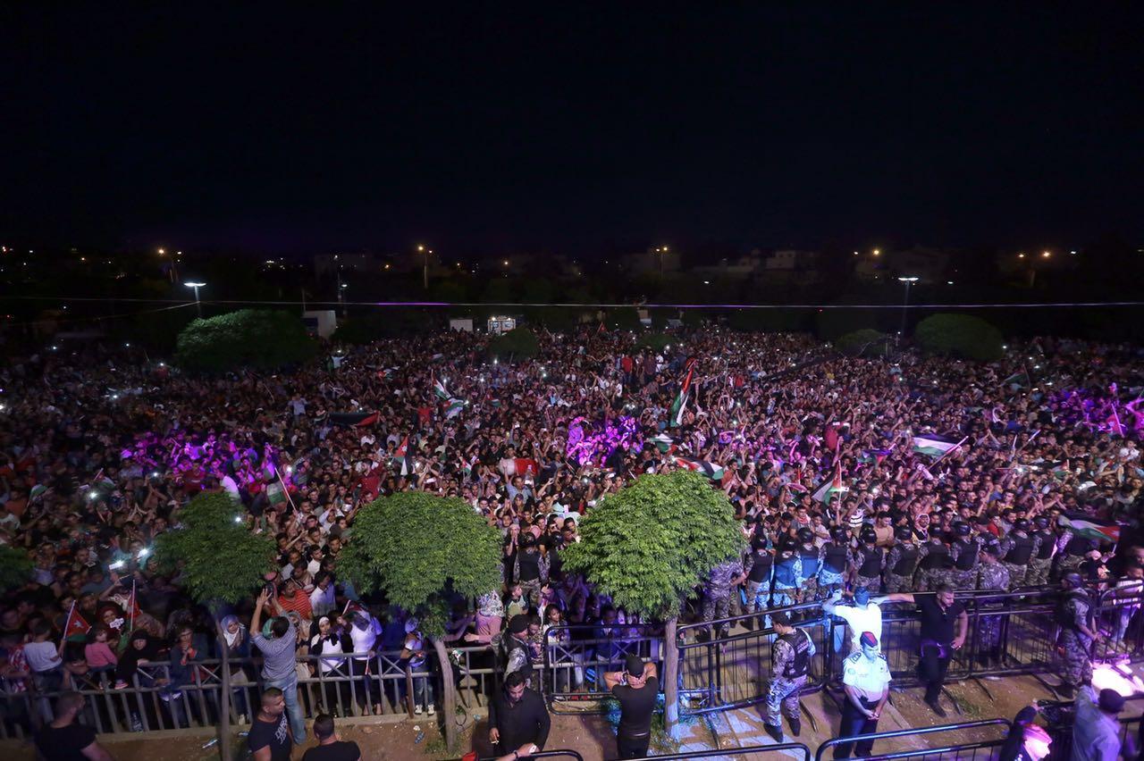 بالفيديو..زين الأردن تنظم احتفالات بمناسبة العيد الواحد والسبعين لاستقلال المملكة الأردنية الهاشمية