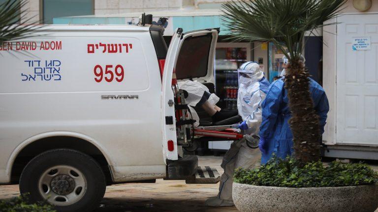 ارتفاع أعداد الوفيات في إسرائيل جراء كورونا إلى 15 