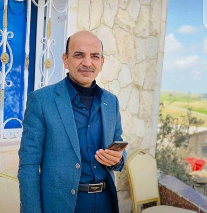 تهنئة بالشفاء لـ صلاح زيتون بني خالد