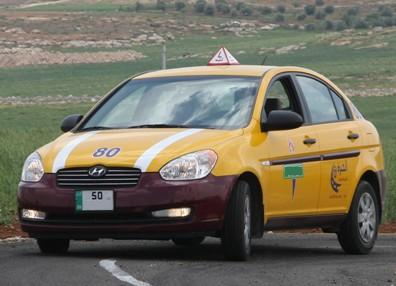 """الحجز على 40 % من سيارات تدريب القيادة في المملكة بسبب """"تراكم الديون"""""""