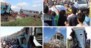 وفاة مستشار وزير النقل المصري لحظة مشاهدته ضحايا حادث الإسكندرية