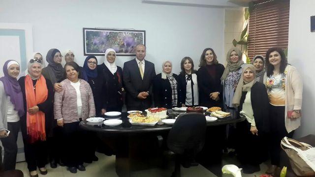 كلية الآداب بعمان الأهلية تحتفل بيوم المرأة العالمي