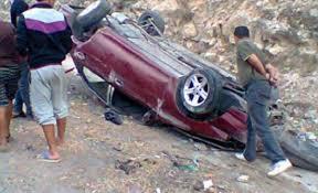 وفاة شخص و إصابة أربعة آخرين اثر حادث تدهور في الطفيلة
