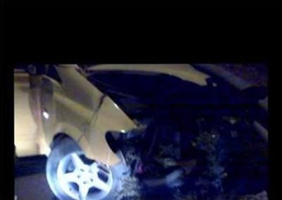 صور : وفاة 3 مواطنين وإصابة آخرين بحادث سير بالخليل