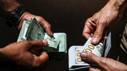 لبنان ..  سعر صرف الدولار إلى ما دون الـ15 ألف ليرة