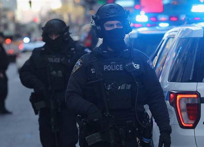 اعتقال مسلحين قرب البيت الأبيض أميركا