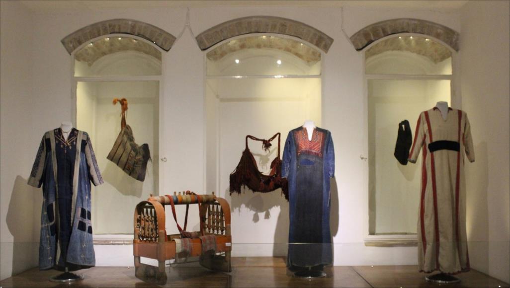 """بالصور .. متحف التراث الفلسطيني""""مقاومة بالتاريخ """""""