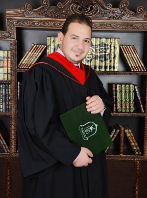 """وسام ابو عاقولة """"مبارك التخرج """""""