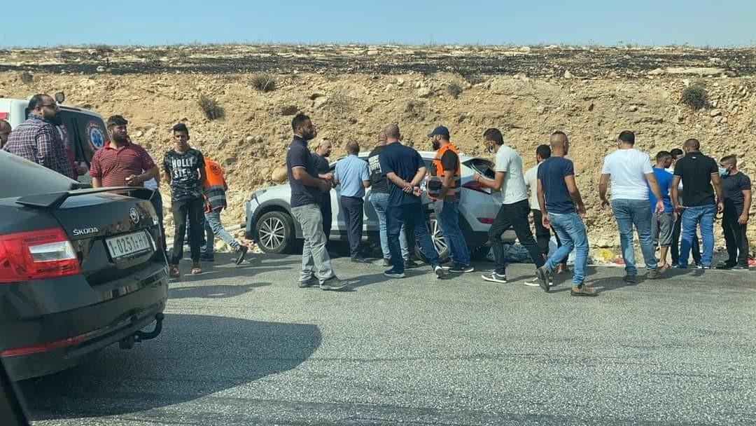بالصور  ..  مقتل شاب وفتاتين بإطلاق نار شمال شرق بيت لحم