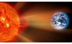 """تعرف على أقوى وأكبر عاصفة مغناطيسية ستضرب الأرض ..  """"سوف تستمر عشر ساعات ولن تهدأ""""  ..  """"تفاصيل"""""""