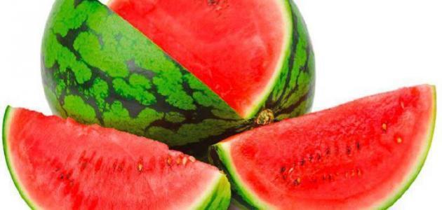 فوائد البطيخ للكلى