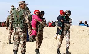 """منظمات دولية تحاول ايقاع الاردن بفخ الإنفلات الأمني على الحدود بحُجة """"الإنسانية"""" و داعش يحدق بالأفق في الركبان"""
