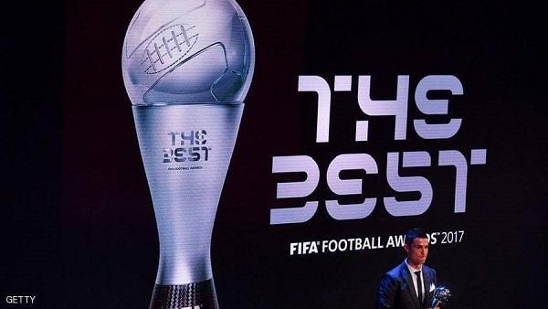 الفيفا يعلن أسماء المرشحين لجائزة الأفضل في 2020