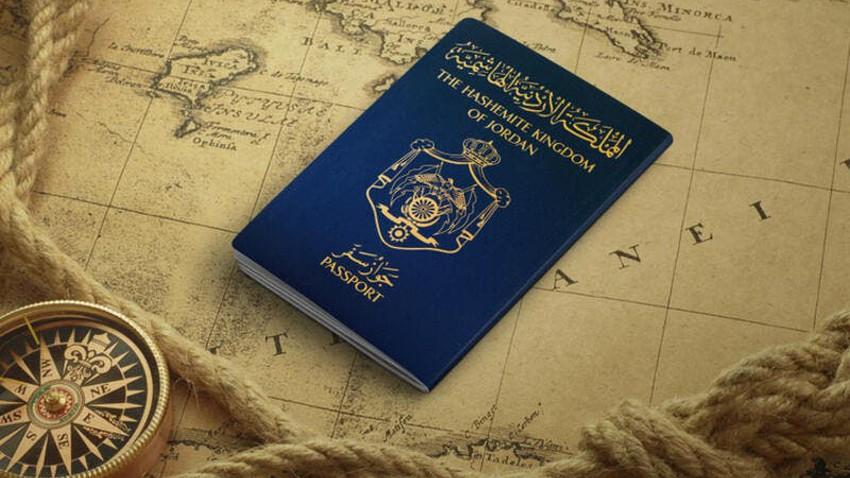 هل كنت تعرف ان الأردنيين يستطيعون السفر الى 52 دولة بدون فيزا؟