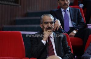 العرموطي يطالب بترفيع مدير الامن الوقائي ويشكر وزير الداخلية