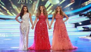 وصيفة الملكة تمثل لبنان في انتخابات ملكة جمال الكون