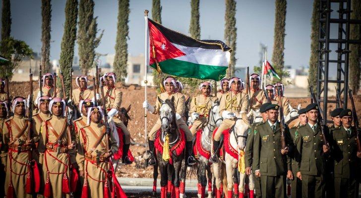 يوم الجيش و الثورة العربية الكبرى
