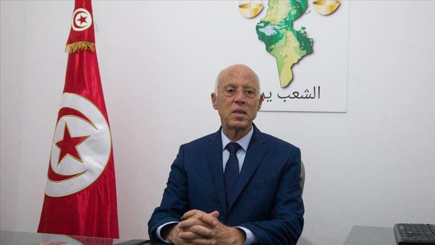 من هو اول رئيس عربي هنئ «سعيد» بالرئاسة ؟