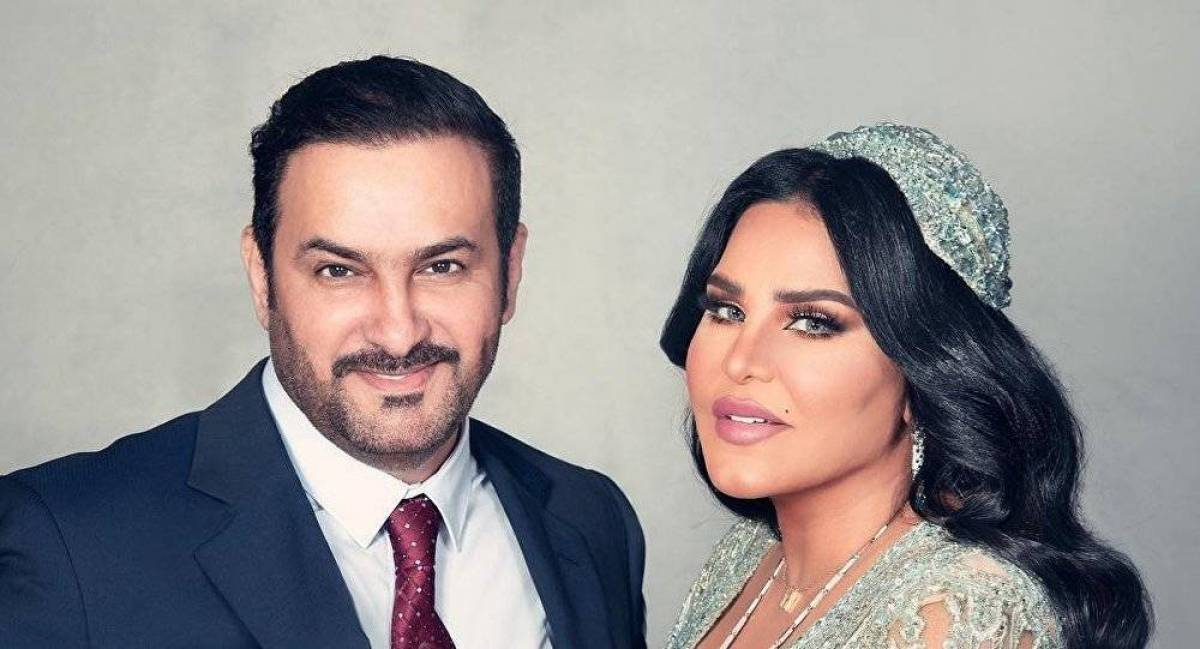 انفصال أحلام عن زوجها يشعل تويتر السعودية