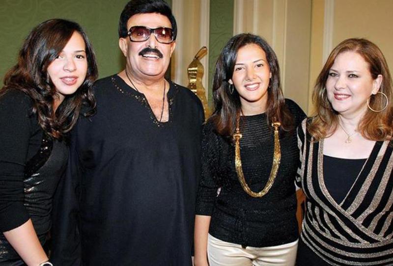 الفنانة دلال عبدالعزيز ..  جميلة الشاشة التي تزوجت وأنجبت الفنانين