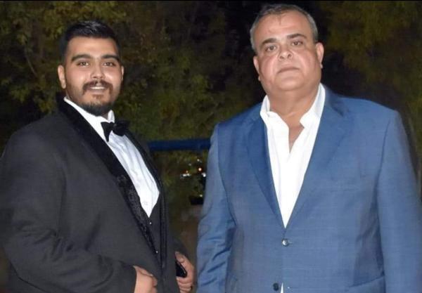 شادي محمد الهزايمة  ..  مبارك الزفاف