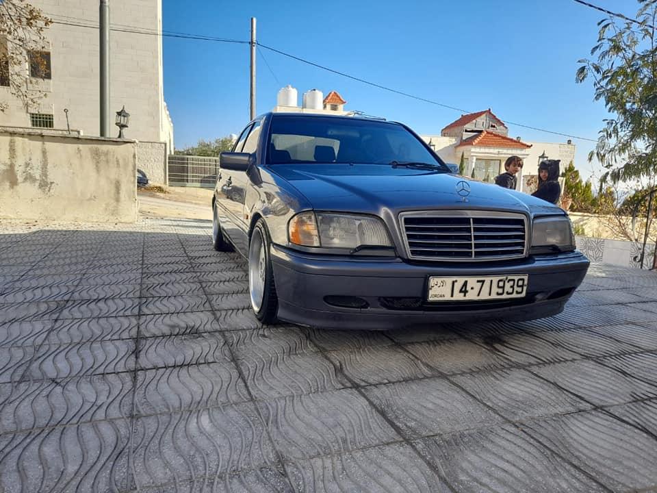 بالصور  ..  مرسيدس c200 موديل 94
