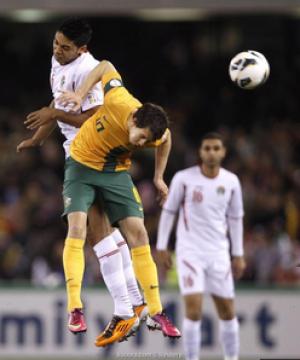 قناة الاردن الرياضية تنقل مباراة النشامى واستراليا