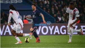 الدوري الفرنسي: باريس سان جرمان يخطف فوزا متأخرا على ليون