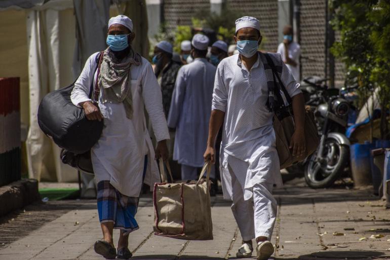 الهند: 146 وفاة و6500 إصابة بفيروس كورونا خلال 24 ساعة