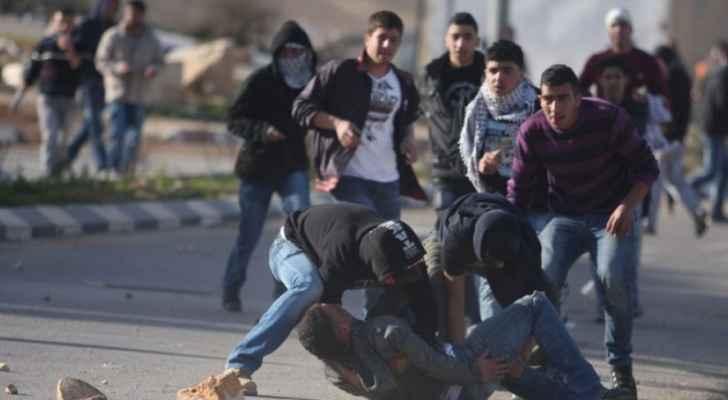 14 جريحا برصاص الاحتلال شرقي غزة وجباليا