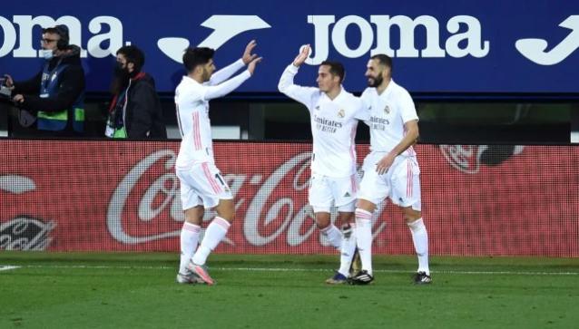 ريال مدريد بأنتظار عودة 4 لاعبين مهمين قريباً