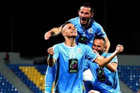 بعد فوزة على الاهلي  .. الفيصلي يتأهل الى نصف نهائي كأس الأردن