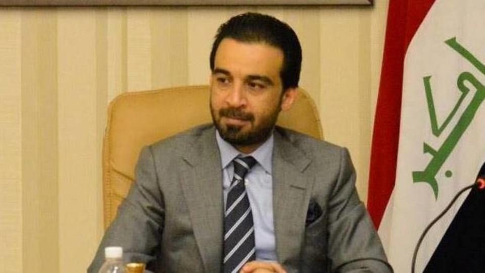 انتخاب محمد الحلبوسي رئيساً للبرلمان العراقي