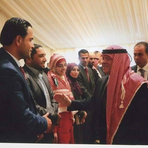 مسلم مخلد الحوامدة  .. مبارك