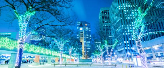 """تعرف على أجمل 10 شوارع في كندا """"صور"""""""