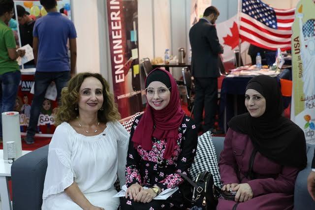 """بالصور ..   مشاركة مميزة ل """" الشرق  الأوسط """"  في آت لإختياري"""