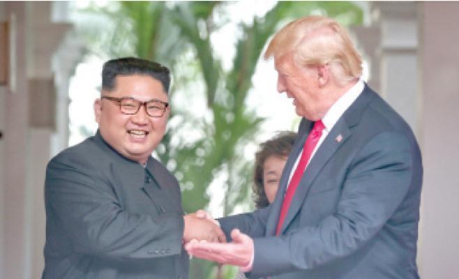 قمة ترامب وكيم: بداية نهاية الحرب الباردة