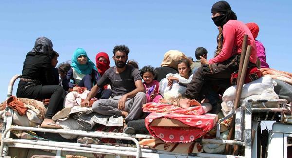 عودة ١٤٣١ لاجئ سوري الى بلادهم خلال الــ 24 الساعة الأخيرة