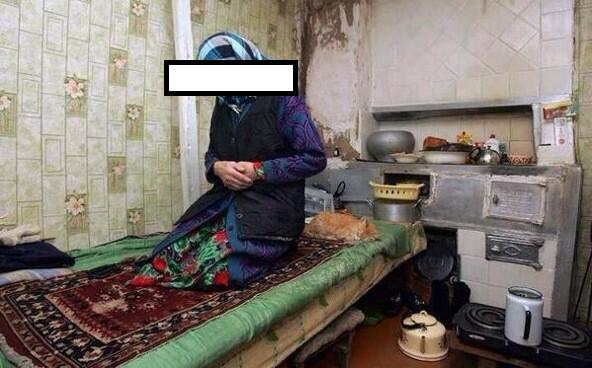 """"""" ام محمد """" أرملة ستينية تناشد أهل الخير لعلاج شقيقتها من أمراضها المزمنه"""