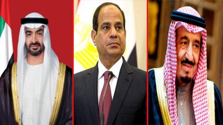 بيان هام مُشترك من السعودية و الامارات و البحرين و مصر   ..  تفاصيل
